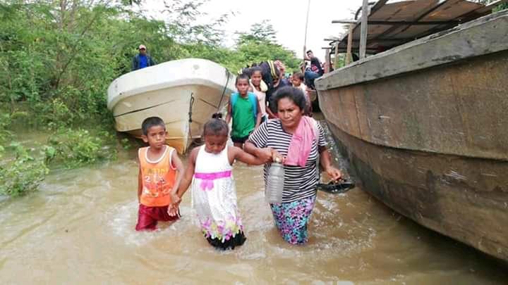Proyecto Bilakaikanka (Esperanza) Acción humanitaria ante el paso de los huracanes IOTA y ETA